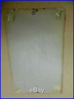 1962 Little Milton Blues Concert Window Card Poster Fontella Bass Oliver Sain