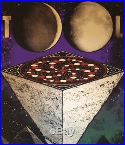 2006 Tool Camden Silkscreen Concert Poster S/N by Todd Slater