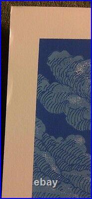 2009 The Grateful Dead George Gorge Peace Tree Concert Poster #/395 Emek 5/16