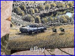 Dave Matthews Band Concert Poster Gorge 2014 Signed AP N1 DMB