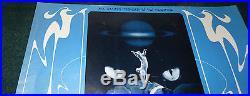 Fillmore West Closing Week Original 1971 Concert Poster Grateful Dead Bg 287