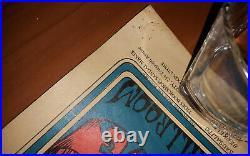GRATEFUL DEAD 1966 Avalon Ballroom Original Concert Poster FD 26 (3) 3rd Print