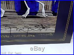 Grateful-Dead Co Poster Art HAND Signed # Litho Concert STANLEY MOUSE Weir Phish