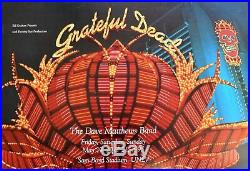 Grateful Dead Concert Poster UNLV 1995