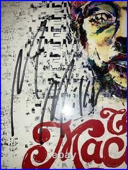 Mac Miller Signed Concert Poster