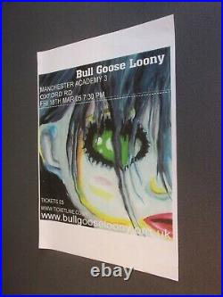 Original Concert Posters From The Manchester Academy 2000-2013