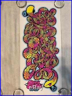 PEARL JAM Concert Poster Golden Gate VARIANT 2009 #409/500 Signed S/N Ames AP