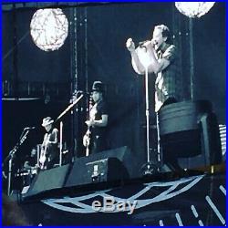 Pearl Jam Missoula MT 08/13/2018 Concert Poster