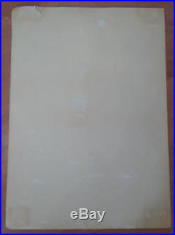 Pink Floyd Oakland Coliseum 1977 Concert Poster (Original, 1st ed)