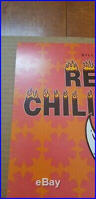 Red Hot Chili Peppers Nirvana Pearl Jam San Francisco 1991 Concert Poster Bgp051