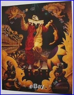 Rolling Stones Pearl Jam Oakland Stadium 1997 Fine Art Concert Poster Original