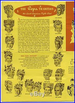SAM COOKE Original 1964 Concert Handbill Copacabana