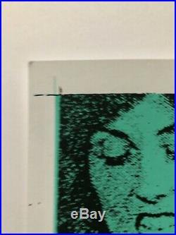 TOOL Billings Montana Print Mafia Concert Poster Print 2007 Band Art See Pics