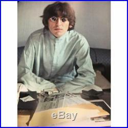 The Beatles 1966 Tokyo Budokan Hall Concert Banner Flyer/Poster (Japan)