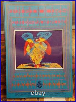 The Doors Sparrow Avalon Ballroom Family Dog Concert Poster Fd-61