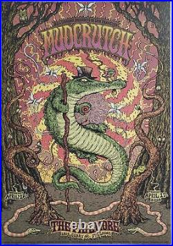 Tom Petty Mudcrutch Concert Poster 2008 F-937A Fillmore