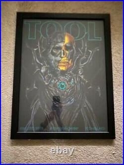 Tool Limited Edition Concert Poster St. Louis 3/13/2019 (No. 302/500)