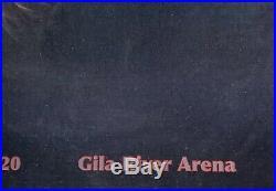 Tool poster glendale az 2020 concert tour miles johnston art holographic image