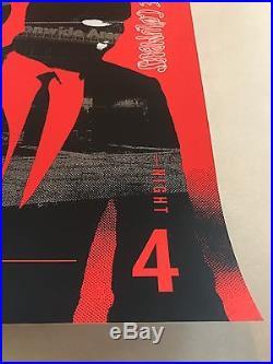 Twenty One Pilots OFFICIAL Concert Poster Night 4 Tour De Columbus